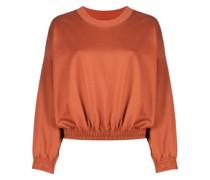 Pullover mit elastischem Bund
