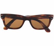 Eckige Mr. Burbank Sonnenbrille