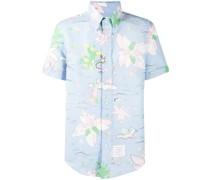 Klassisches Hawaiihemd
