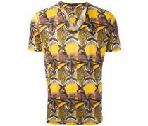 - T-Shirt mit geometrischem Print - men
