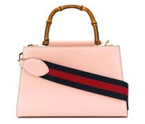 'Nymphea' Handtasche mit Webstreifen