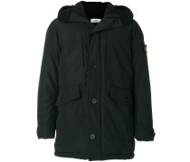 padded duffle coat