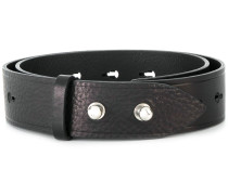 Marcia perforated belt