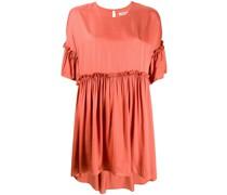 'Rendaze' Kleid mit Rüschen
