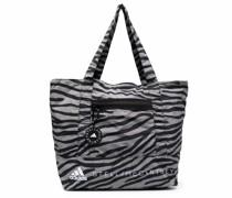 Handtasche mit Zebramuster