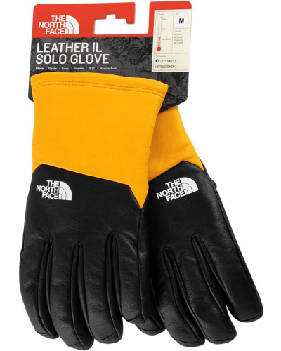 x The North Face Lederhandschuhe