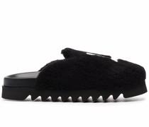 Loafer mit Textur