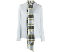 Set aus Schal und Pullover