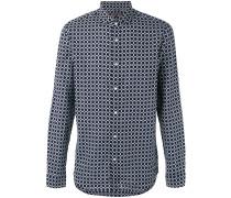 Hemd mit Print - men - Baumwolle - S