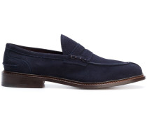 'James' Penny-Loafer aus Wildleder