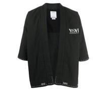 Kimono mit Kontrastnähten