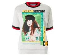 2017 motif T-shirt