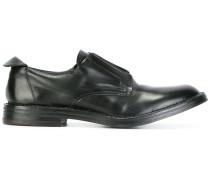 Slipper in Derby-Schuh-Optik