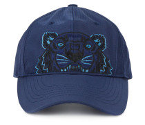 Tiger canvas cap