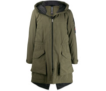 Parka im Oversized-Design