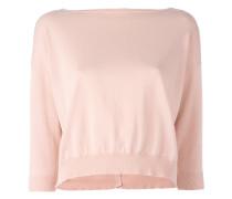 Pullover mit kurzen Ärmeln - women - Baumwolle