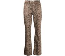 Peyton Bootcut-Jeans