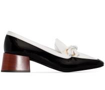 Loafer aus Lackleder, 50mm