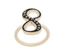 Garavani Counting 8 ring
