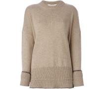 Locker geschnittener Pullover