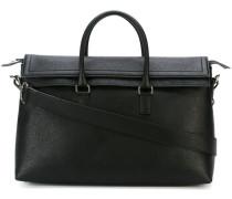 Mittelgroße Handtasche in Trapezform