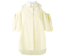 Hemd mit Cut-Outs - women - Baumwolle - 40