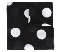 Schal mit Punkten