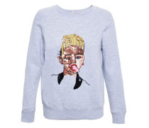 Sequinned Popstar Sweatshirt