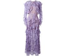 Kleid mit Rüschen - women