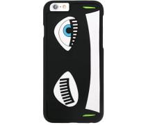'Flirting' iPhone 6/6S-Hülle - women - rubber