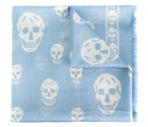 Schal mit Totenköpfen
