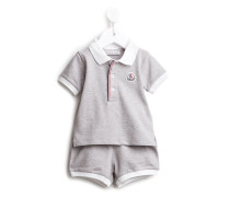polo-style tracksuit