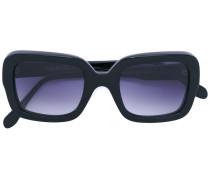 Sonnenbrille mit blau getönten Gläsern - women