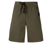 Cargo-Shorts mit Schnallenverschluss
