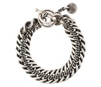 ouble chain bracelet