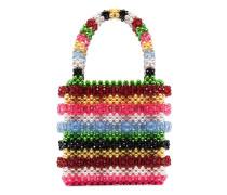 'Antonia' Handtasche mit Perlen
