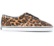 'Brooklyn' Sneakers mit Leoparden-Print