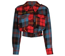 '50th Civil Uniform' Cropped-Jacke