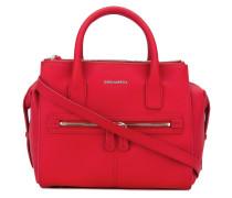 - Handtasche mit doppeltem Reißverschluss - women