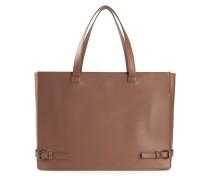 Schmale, rechteckige Handtasche