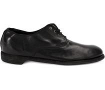 Oxford-Schuhe mit runder Kappe - men