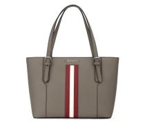 Handtasche mit Streifendetail - women