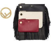 Triplette fringed bag