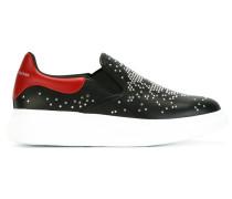 - Slip-On-Sneakers mit Totenkopf - men