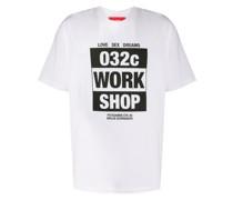 'Work Shop' T-Shirt
