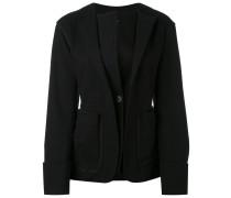 - double lapel jacket - women