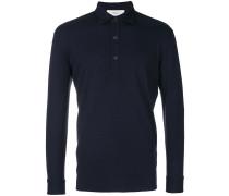 Poloshirt mit langen Ärmeln
