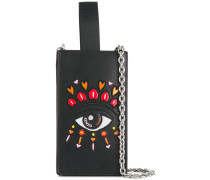 Valentine's Day Capsule Eye phone shoulder bag