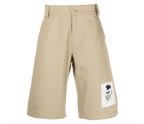 Shorts mit Logo-Patch