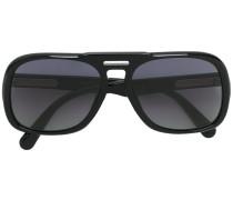 Sonnenbrille mit ovalem Gestell - unisex